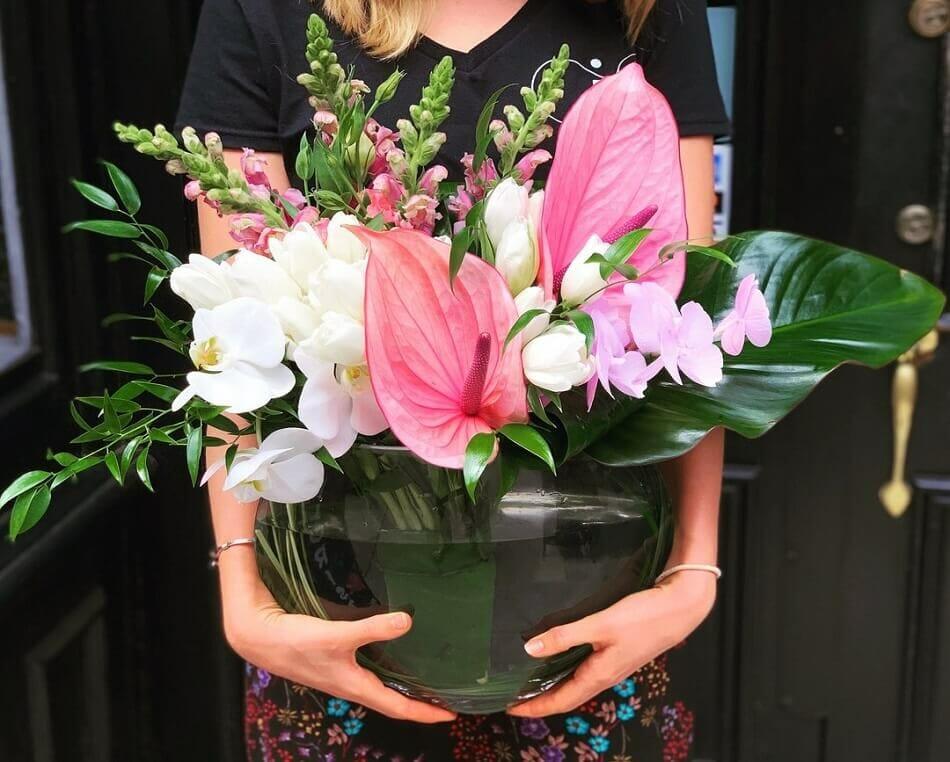 Julia Testa Flower Subscription Service in New York City
