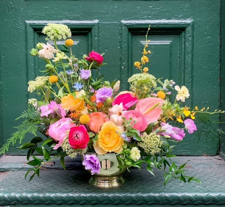 Julia Testa Same Day Flower Delivery in the West Village, NYC