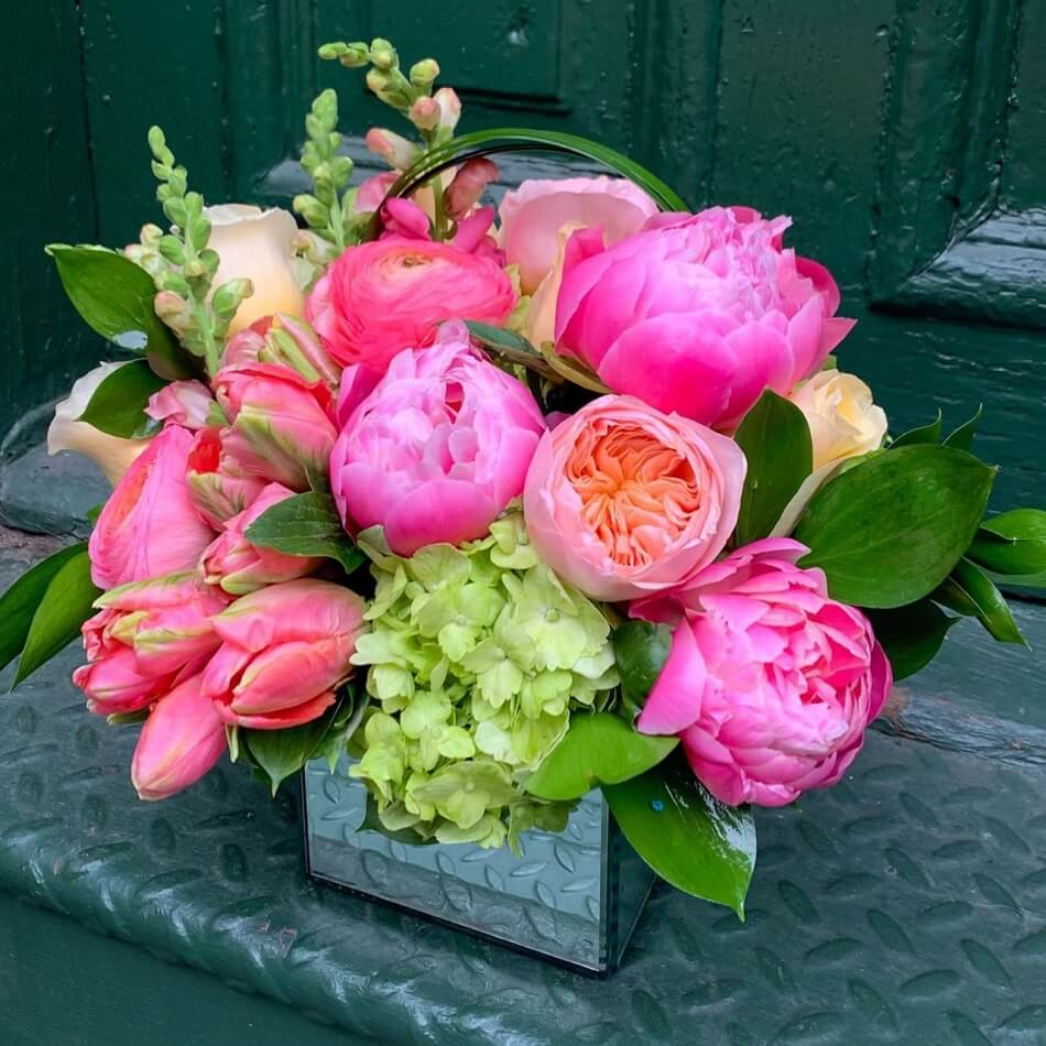 Julia Testa Same Day Flower Delivery to the East Village in NYC