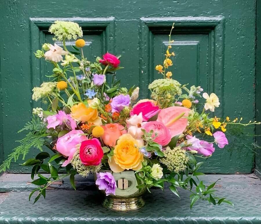 Julia Testa Same Day Luxury Flower Delivery Service in New York City