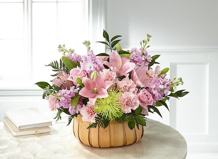 ProFlowers Floral Gift Basket Delivery in Boston, MA