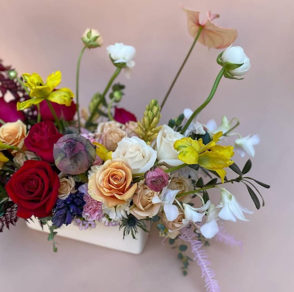 Rosehip Floral Luxury Flower Delivery Service in NYC
