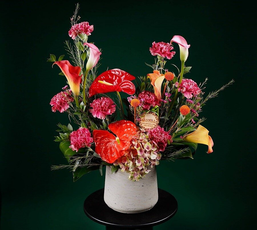 Sahola Flowers Luxury Flower Delivery in NYC