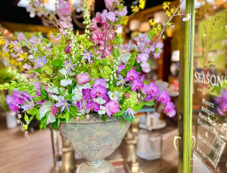 Seasons A Floral Design Studio Luxury Flower Delivery Service in NYC