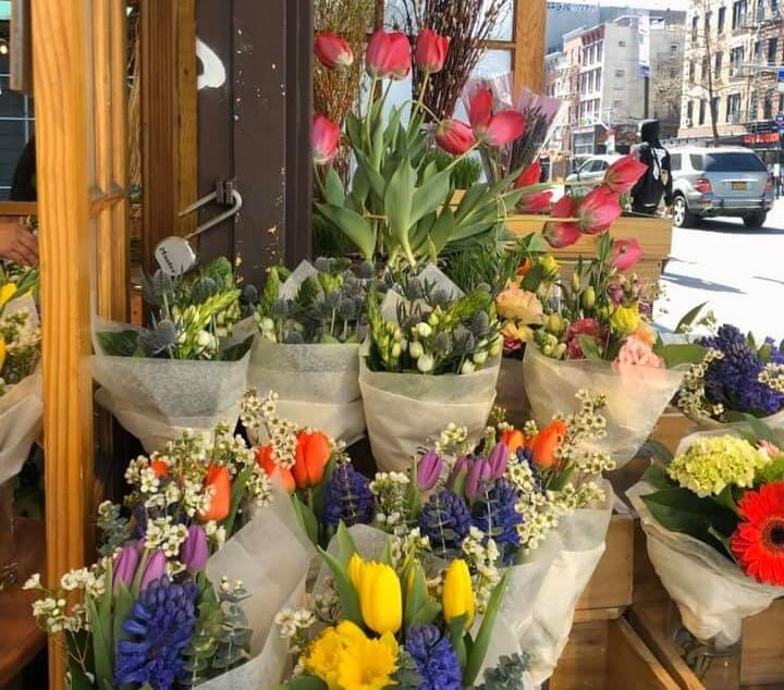 Sunny's Florist in the East Village, NYC