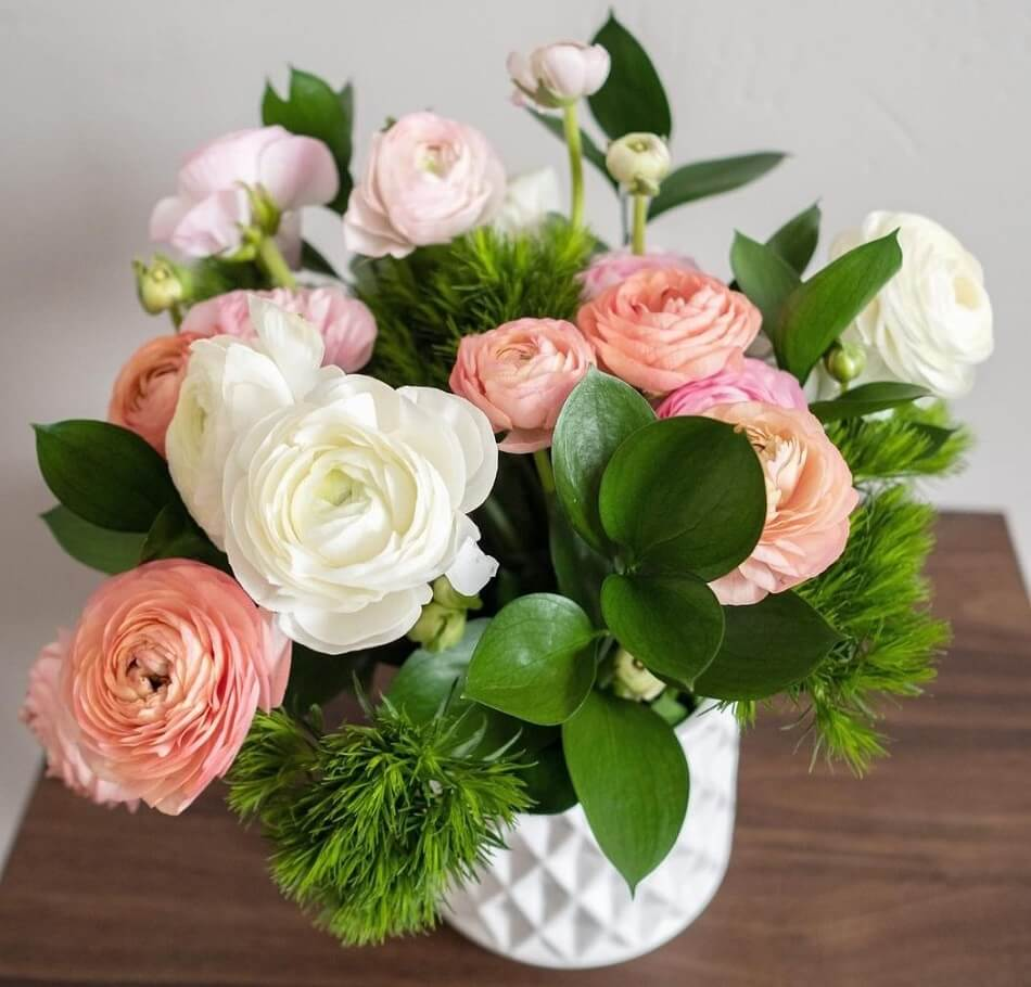 The Bouqs Flower Subscription Delivery in NYC