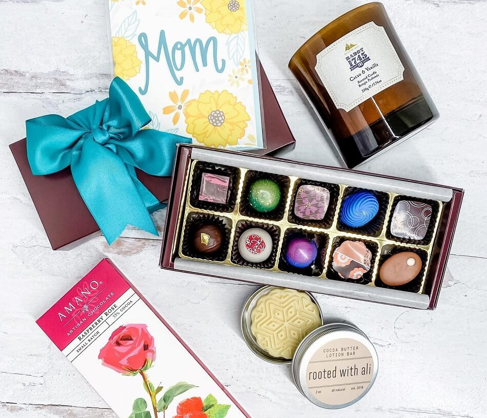 The Chocolate House Gift Box Delivery in Washington DC