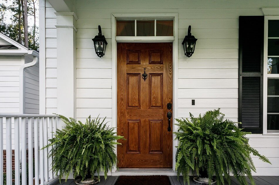 The Role of Plants and the Front Door in Feng Shui