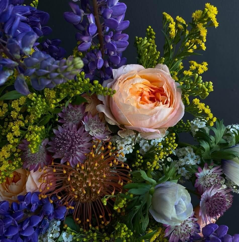 Asrai Garden Flower Subscription Service in Chicago