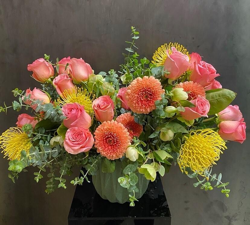 Eric Buterbaugh Florist in Los Angeles, California
