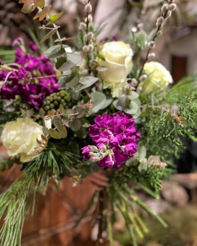 FleursBELLA flower shop in NYC