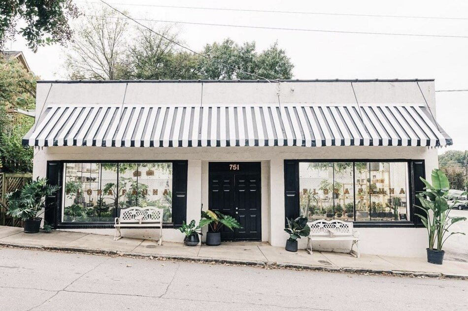 Flora Fauna Plant Shop in Atlanta, Georgia