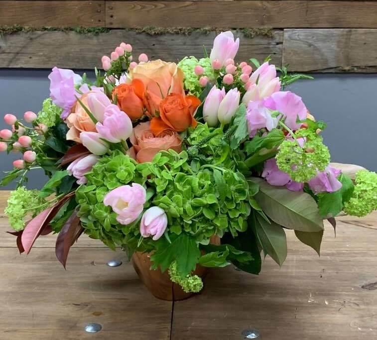 Flourishing Art Flower Delivery Service in Bakersfield, California