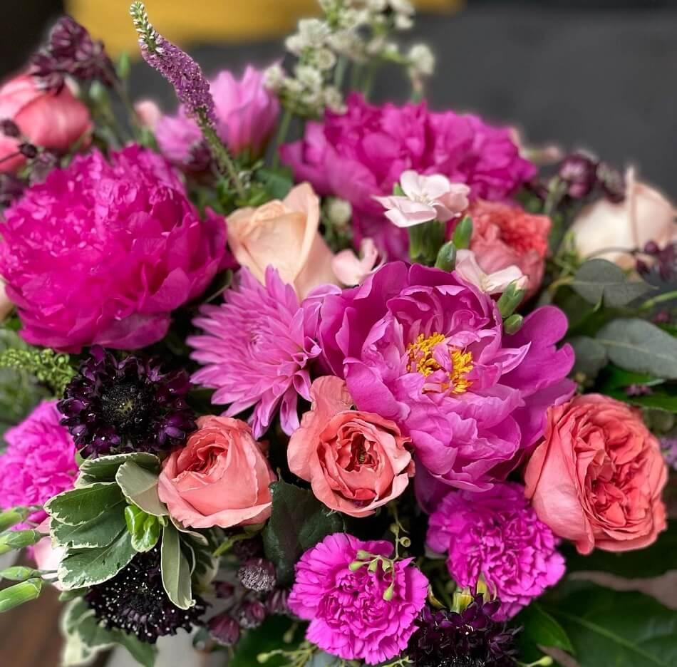 In Bloom Flowers in Arlington, Texas