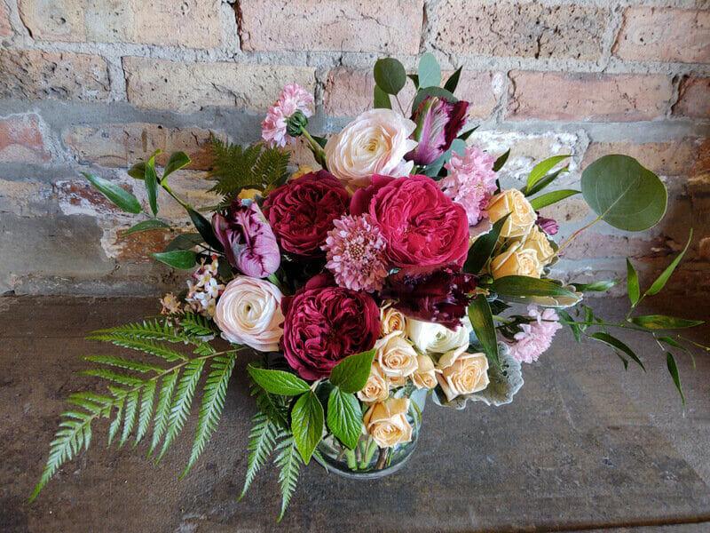 Larkspur Flower Subscription Service