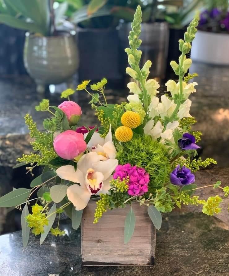 Lilie's Flower Shop in Wichita, Kansas