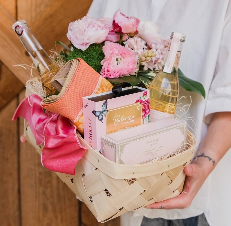 Lucy's Market Luxury Gift Baskets for Delivery in Atlanta, Georgia