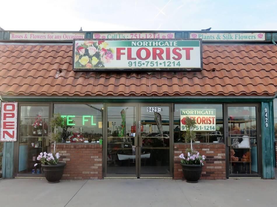 North Gate Florists in El Paso Texas