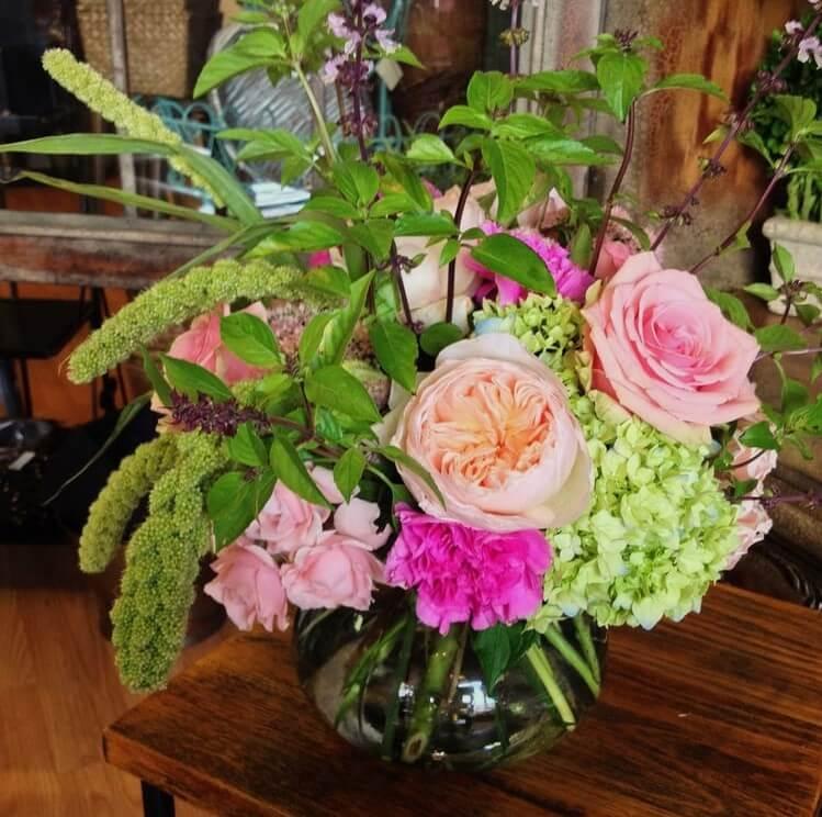 Purple Poppy Florist in Raleigh, North Carolina