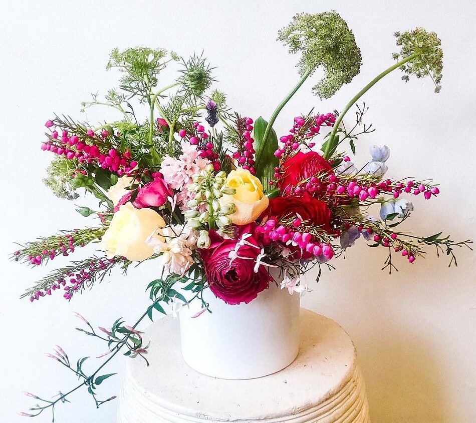 The English Garden Flower Subscription in Los Angeles