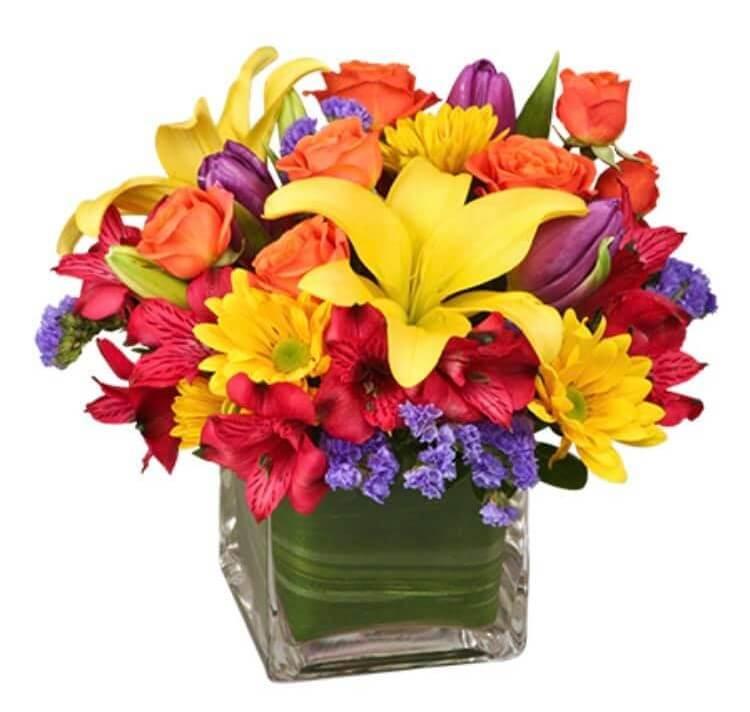 The Flower Factory in Wichita, Kansas