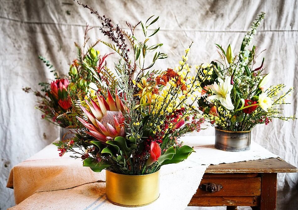 The Unlikely Florist Flower Subscription Service in Los Angeles County