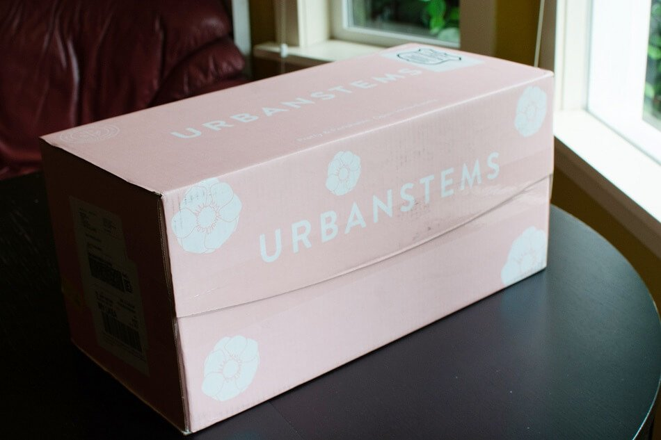 The UrbanStems Delivery Box