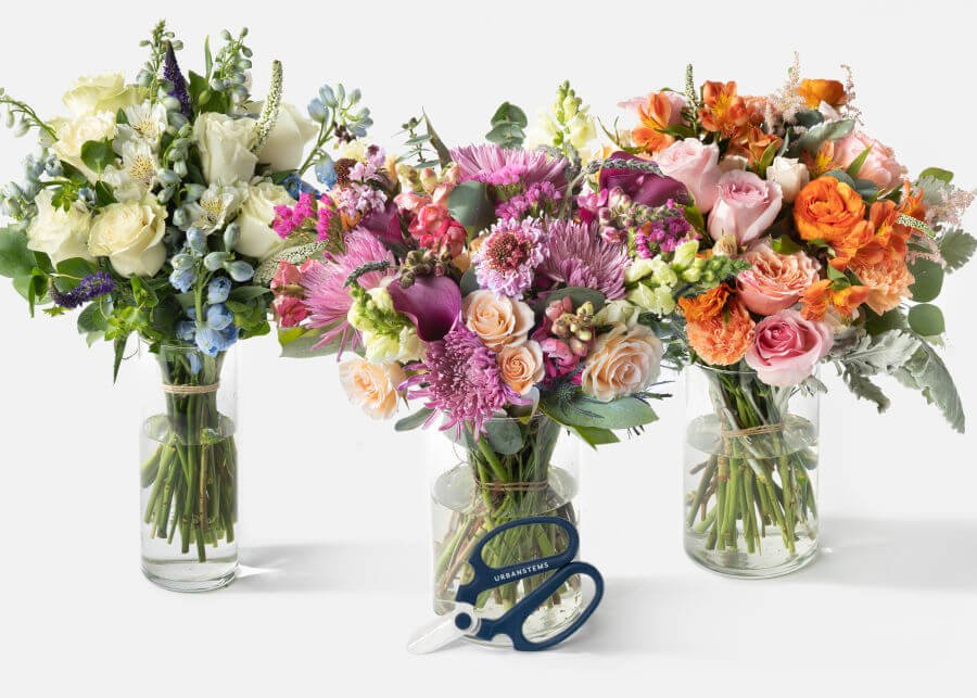 UrbanStems Flower Subscription Delivery Service in Chicago