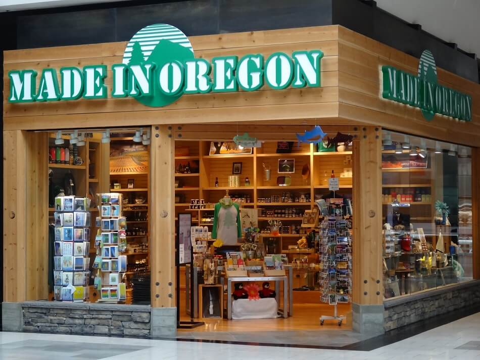 Made in Oregon Gift Baskets and Hampers