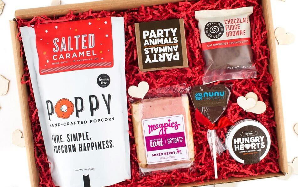 Mouth Gift Box Delivery in Portland, Oregon