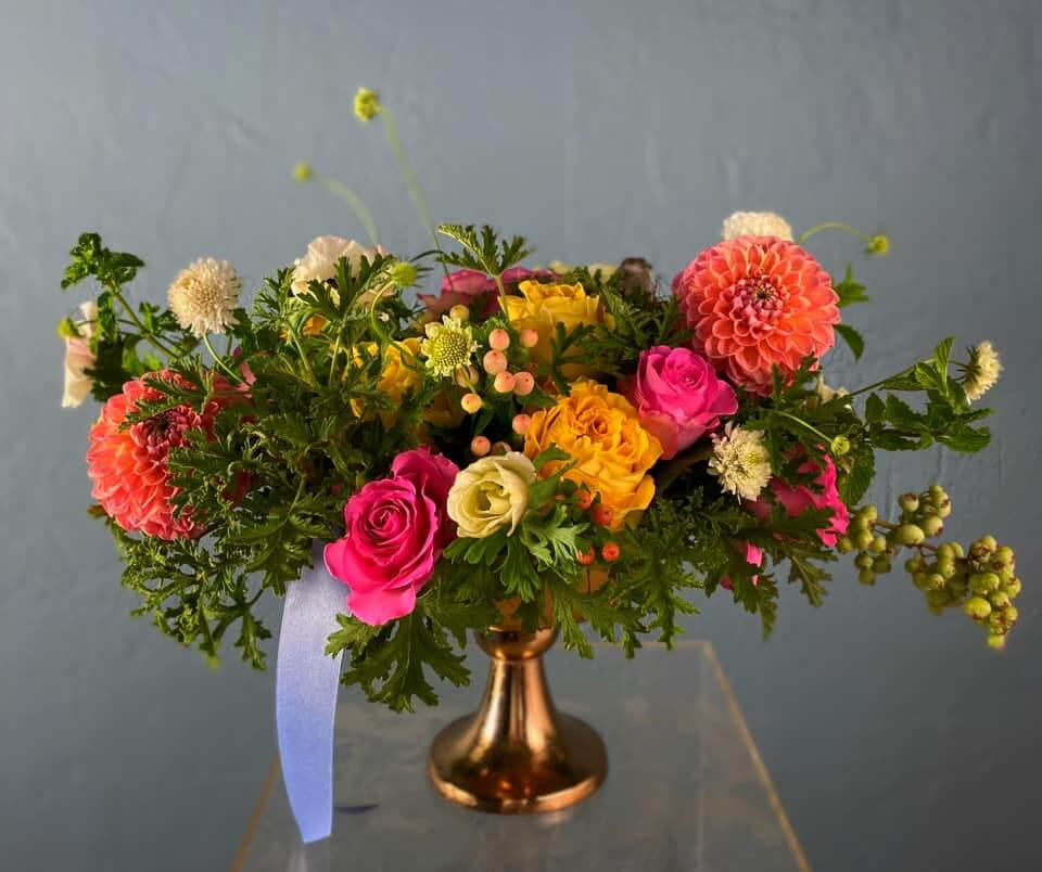 The Nature of Things floral design studio in Riverside, California
