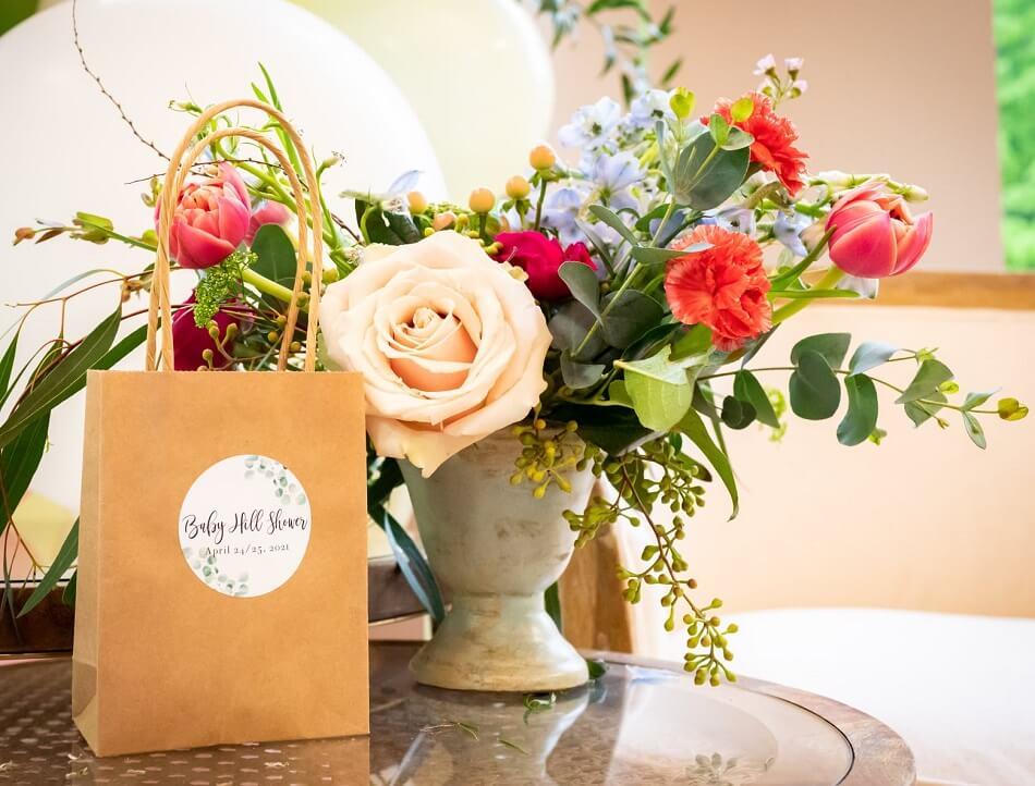 ABBA Floral Design studio in Greensboro, North Carolina