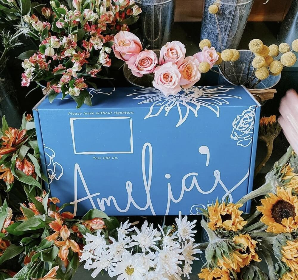 Amelia's Flower Box in Nashville, TN