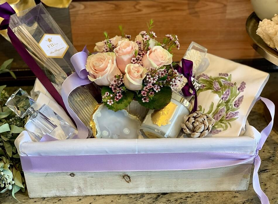 Bloomster's Luxury Gift Baskets Delivery Service in San Jose, CA