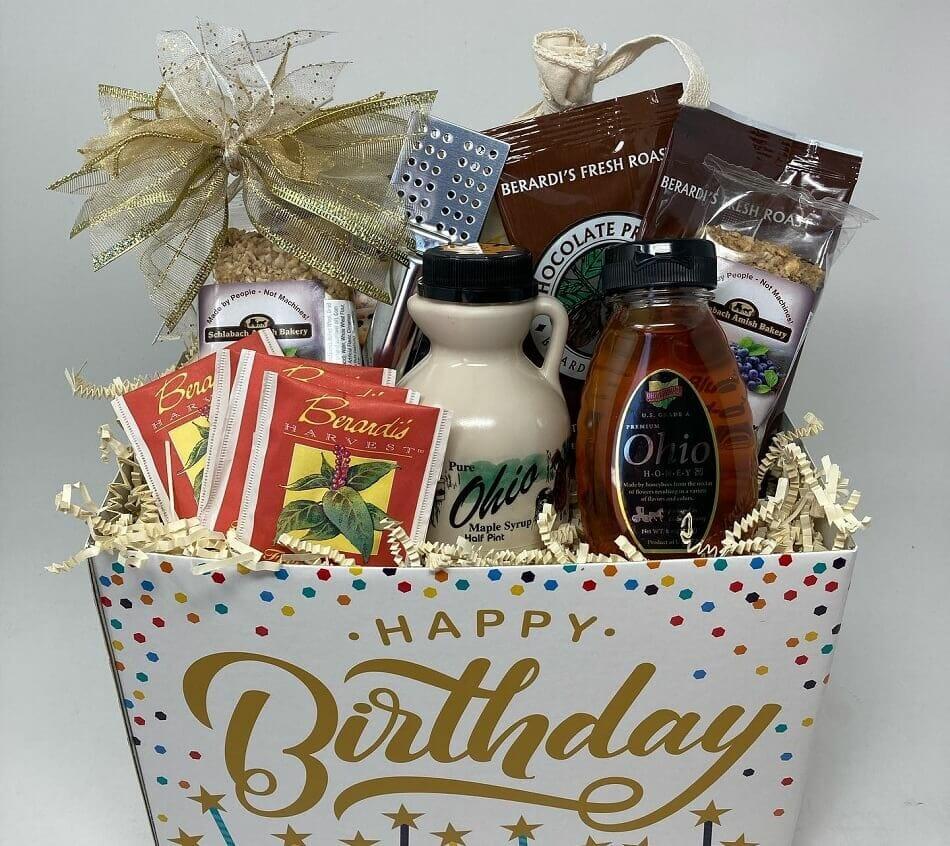 Flavor of Ohio Gift Baskets