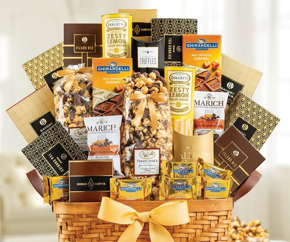 Gift Tree Corporate Gift Basket Delivery in Detroit, MI
