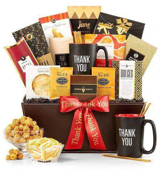 Gift Tree Corporate Gift Baskets in NYC