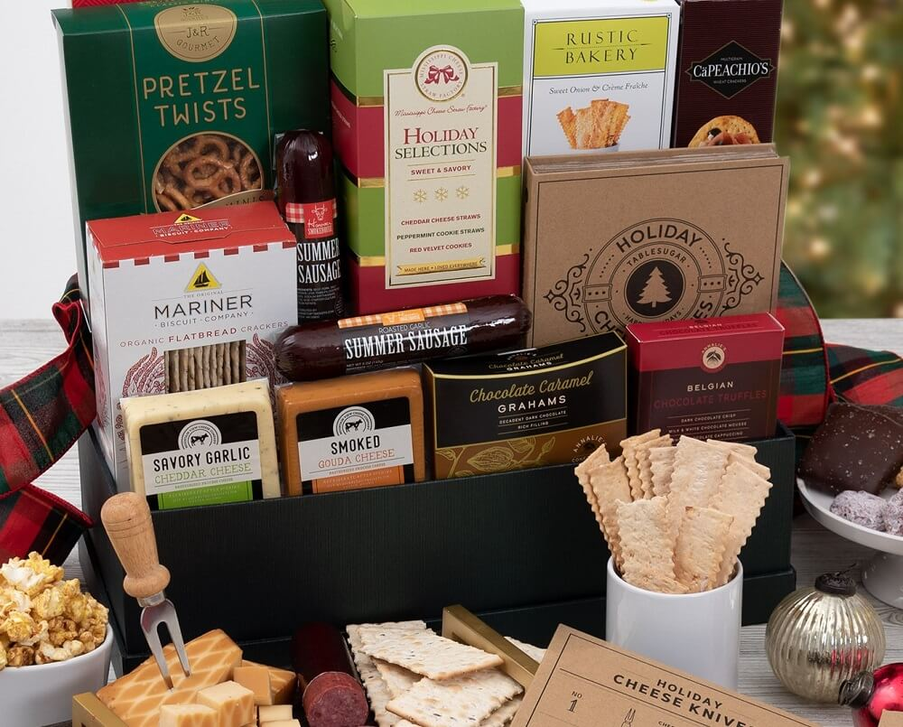 Gourmet Gift Basket Delivery in Baltimore, MD