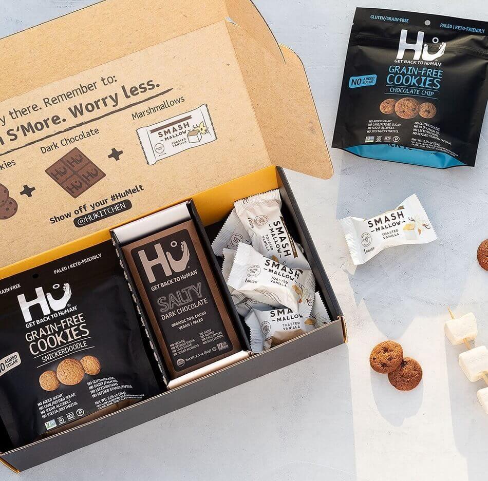 Hu Kitchen Paleo Gift Box Delivery in Oklahoma City