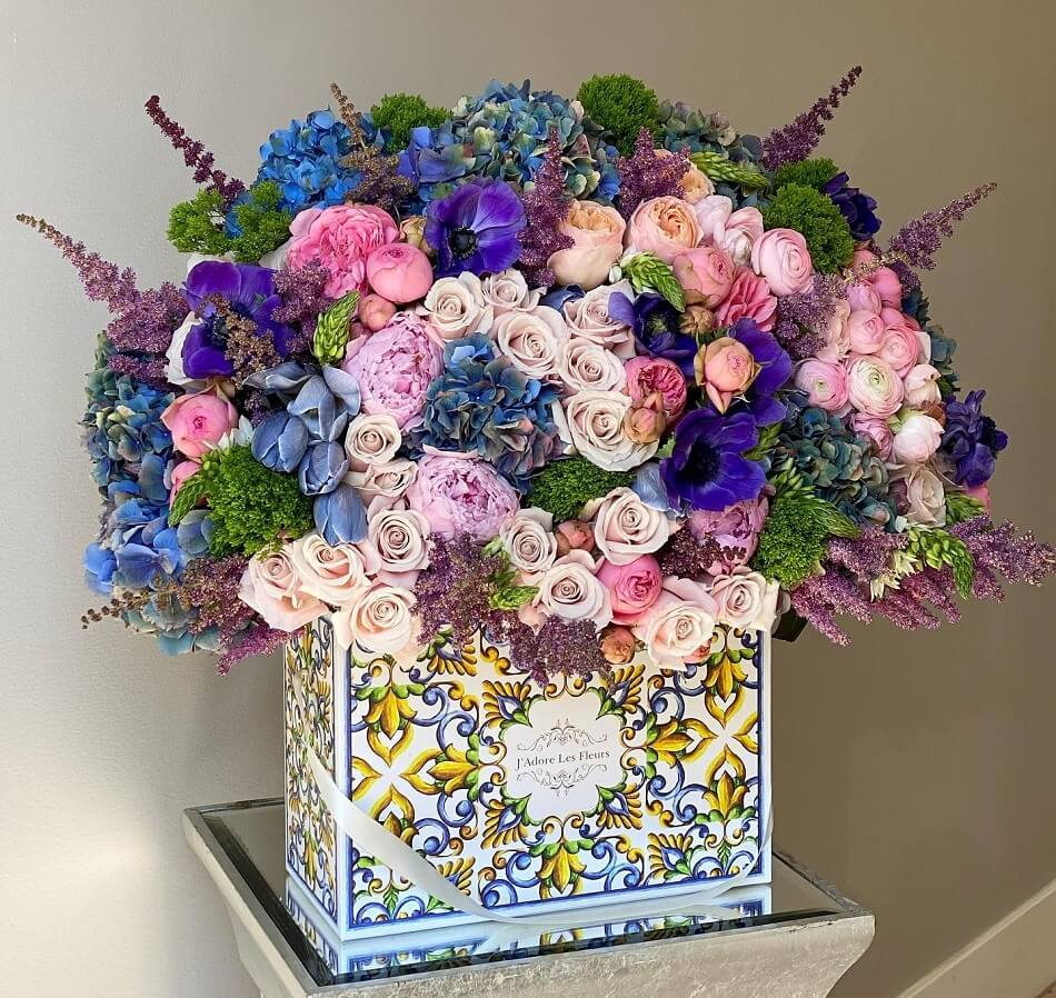 J'Adore Les Fleurs Luxury Flower Delivery to Henderson, Nevada