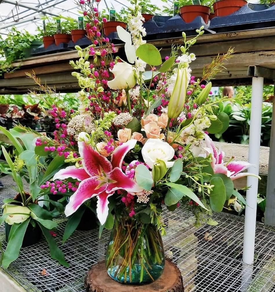 Oak Creek Plants and Flowers in Lincoln, NE