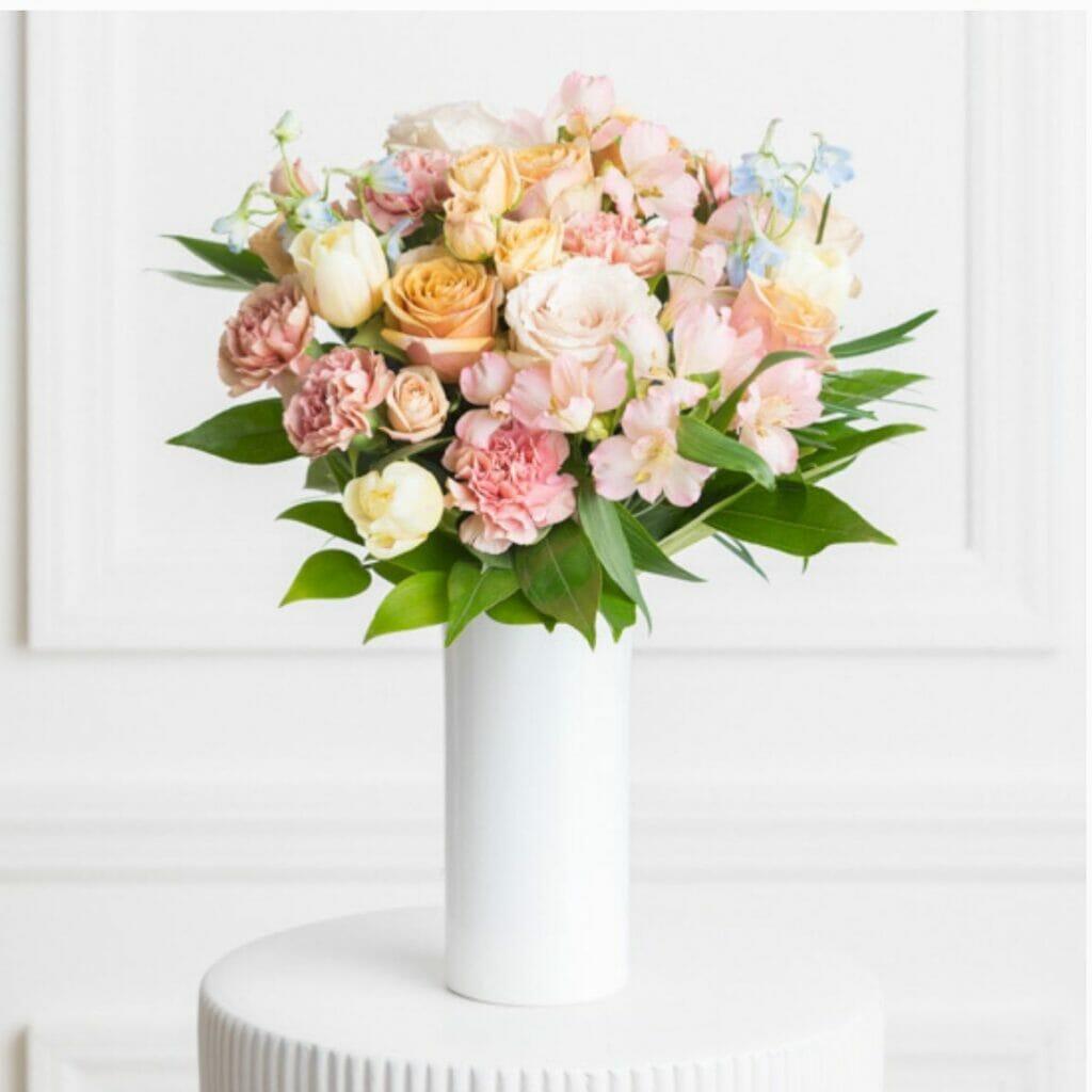 Ode a la Rose French Flower Subscription Service in LA