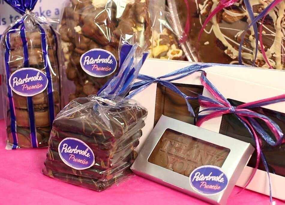 Peterbrooke Chocolate Factory Gift Baskets in Jacksonville, Florida