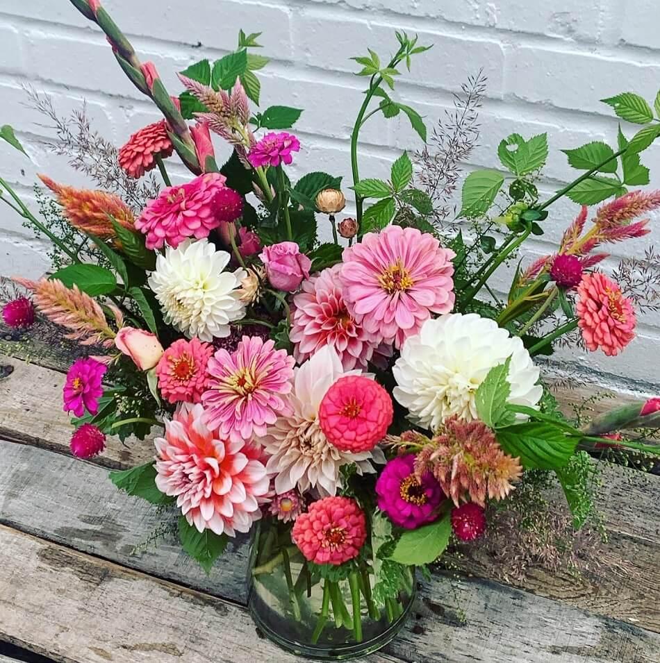 Pine State Flowers in Durham, North Carolina