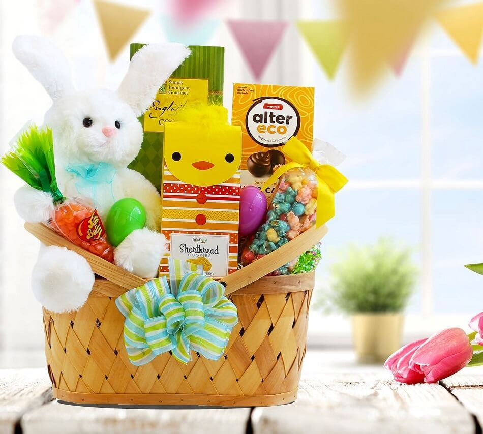 ProFlowers affordable same-day gift basket delivery service in San Jose, CA
