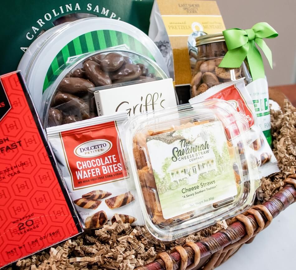 Reid's Fine Foods Gift Basket Delivery Service in Charlotte, North Carolina