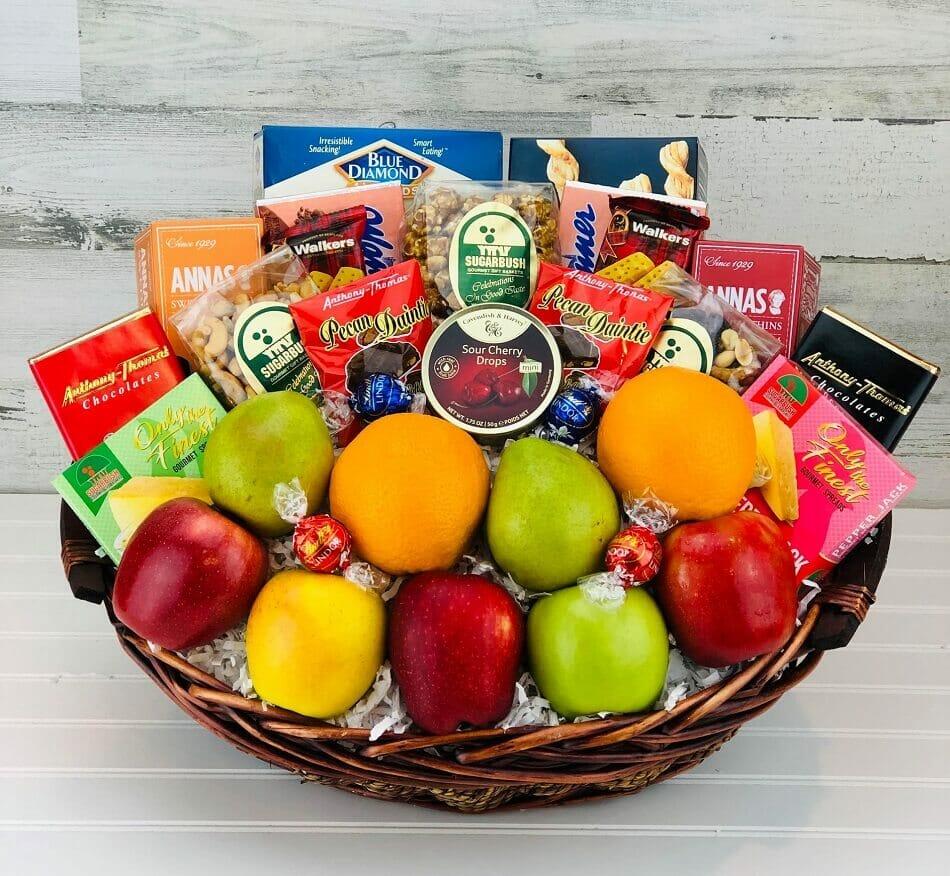Sugarbush Gourmet Gift Baskets Delivery in Columbus, Ohio