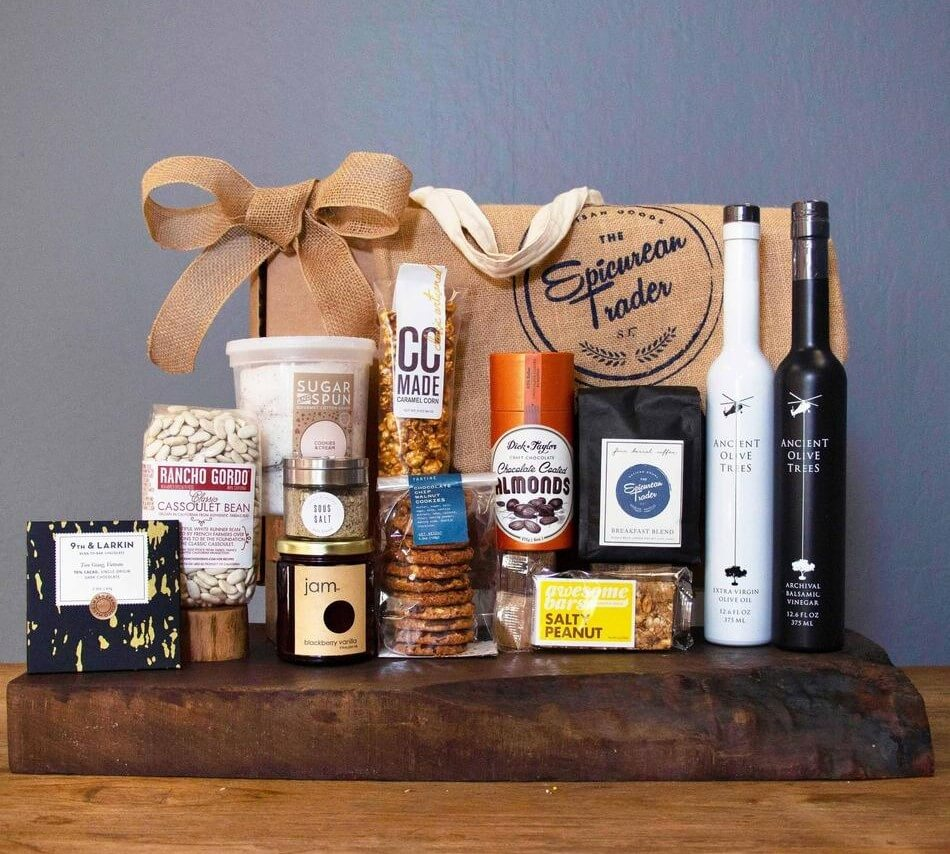 The Epicurean Trader Boozy Gift Boxes in San Jose, CA