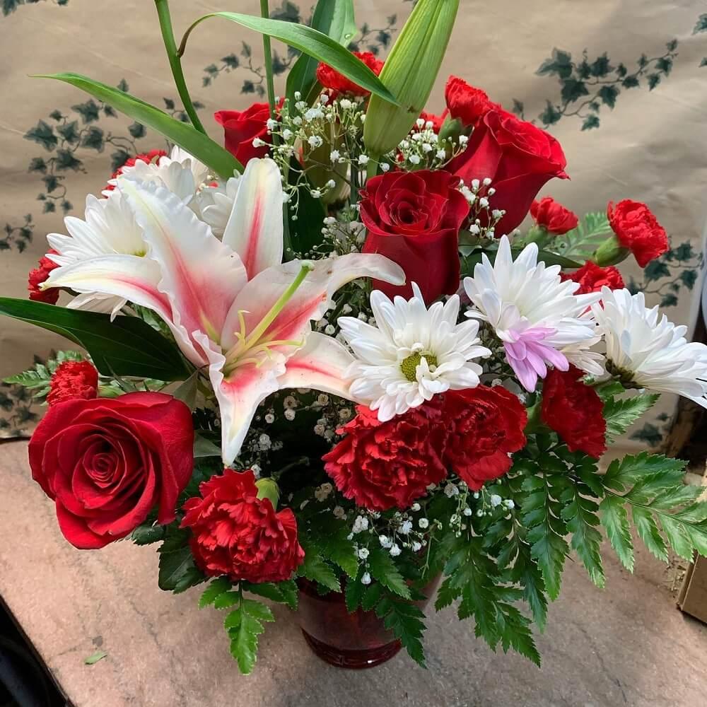 Washington Florist, Inc Flower Delivery Service in Newark, NJ