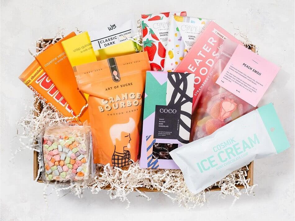 Foxtrot Deluxe Gift Box Delivery in Fort Worth, Texas
